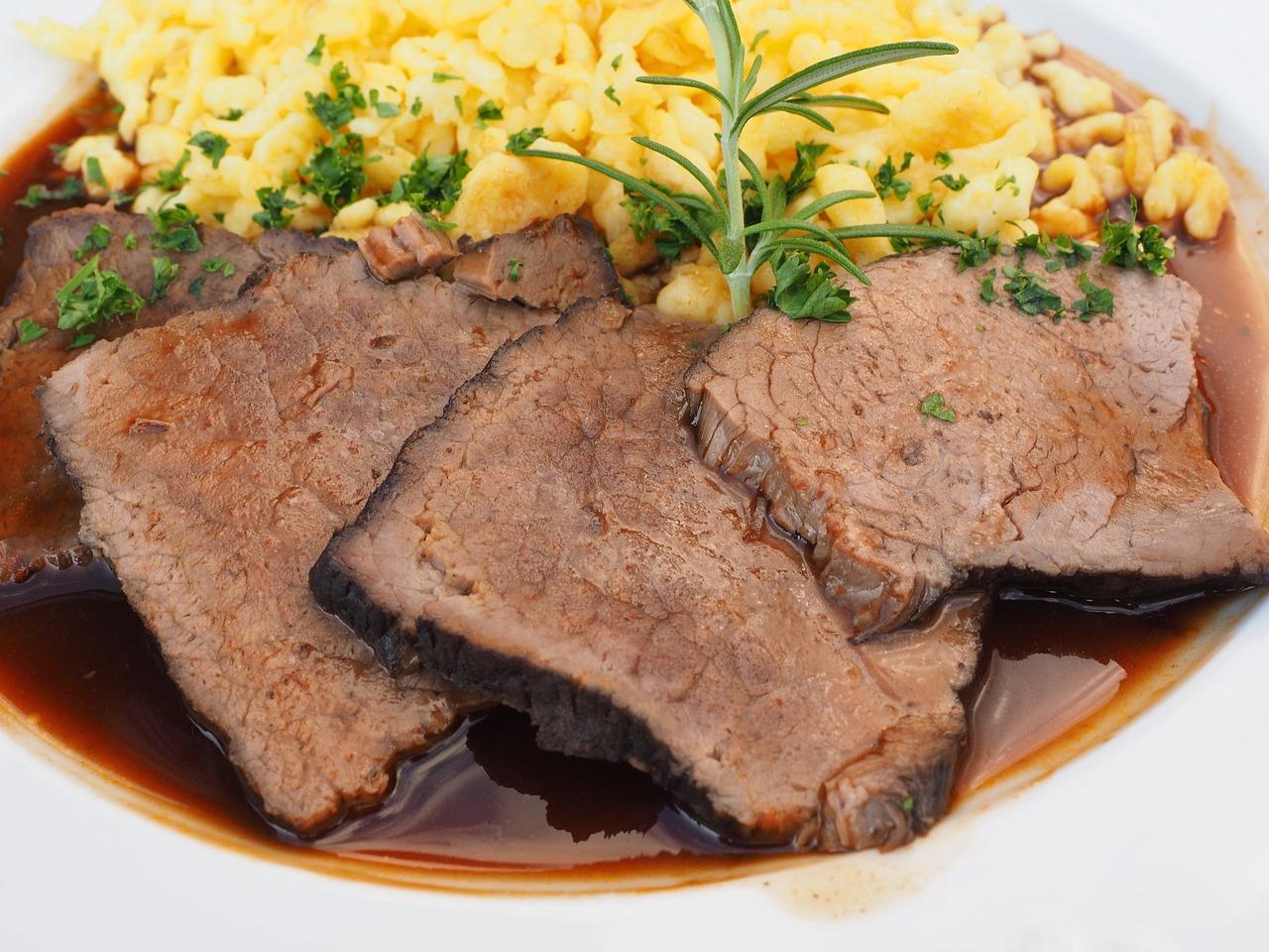 cuisson viande